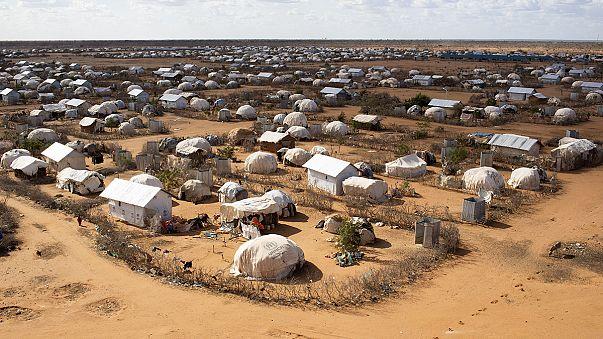 طلب كيني بنقل مخيم داداب للاجئين إلى داخل الصومال