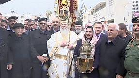 Celebração do Fogo Sagrado
