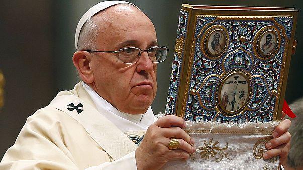 """Papa Francis 1915'te yaşananlar için """"soykırım"""" dedi"""