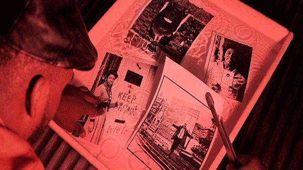 نمایشگاه عکس های سیاهان بریتانیا