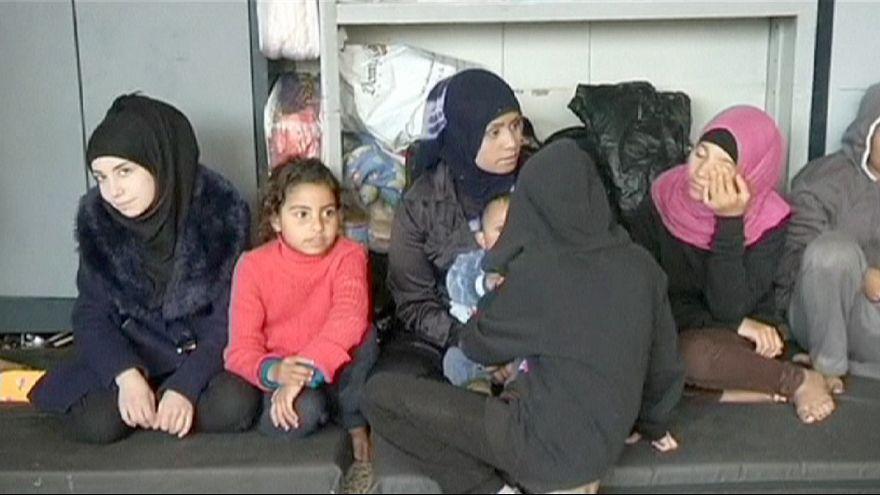 Los 18.000 refugiados del campo sirio de Yarmuk, en situación crítica
