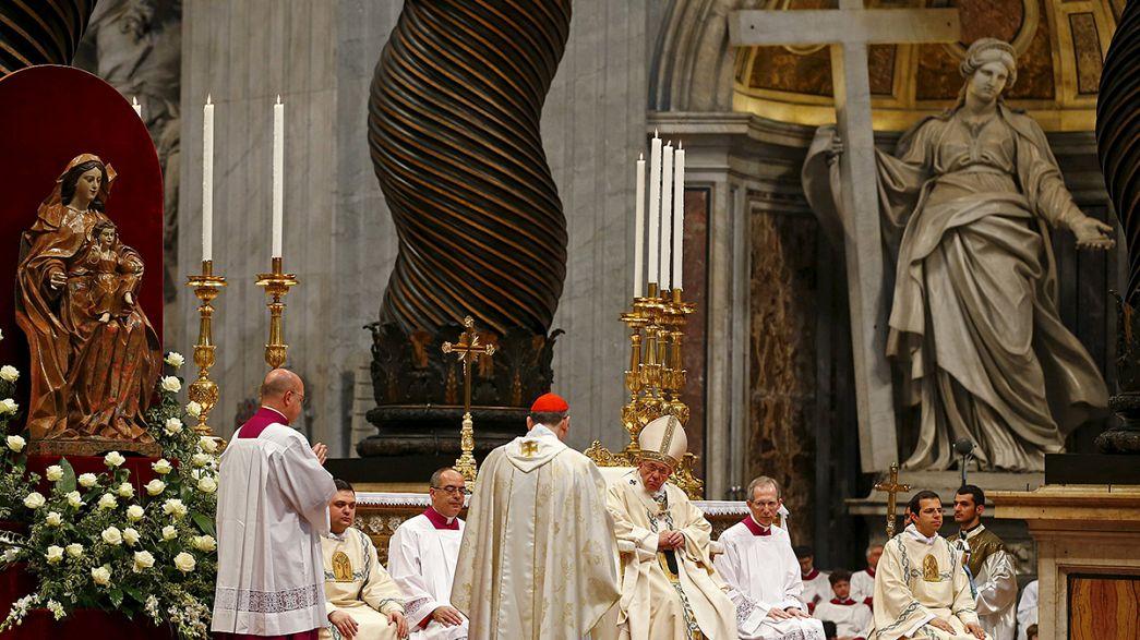 El Papa Francisco reconoce el genocidio armenio y Turquía convoca al nuncio en Ankara