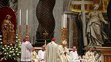 Ankara réagit aux propos du Pape sur le génocide arménien