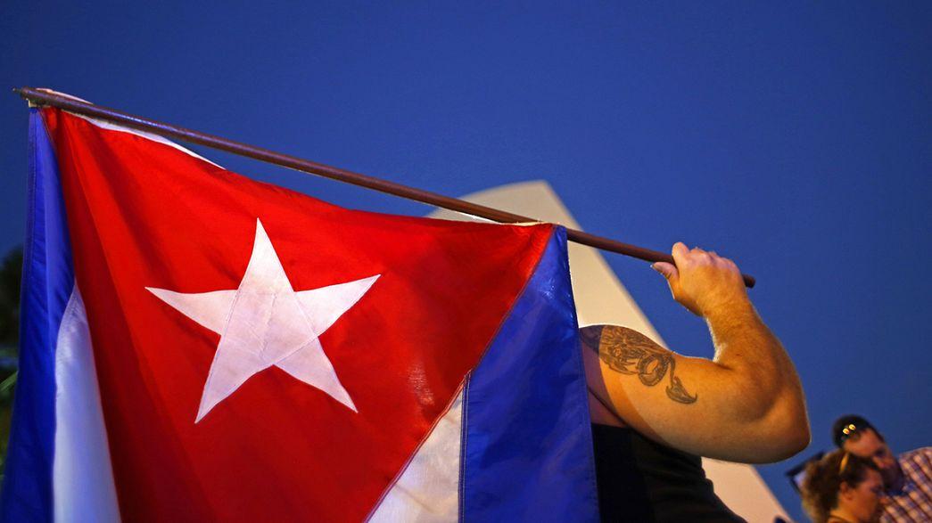 EUA/Cuba: Otimismo em Havana