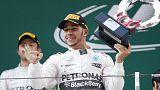 Speed: le triomphe de Lewis Hamilton ä Shangaï, le mécontement de son coéquipier Nico Rosberg