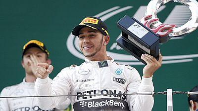 Lewis Hamilton is the Emperor of Shanghai