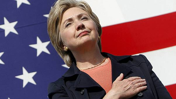 هیلاری کلینتون رسما وارد رقابت ریاست جمهوری ۲۰۱۶ آمریکا شد