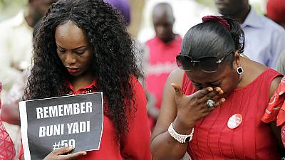 Prayers for the abducted Chibok school girls – still missing after one year