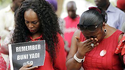 #BringBackOurGirls: Unterstützer gedenken entführter Mädchen