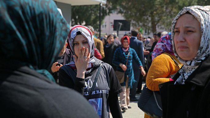 Турция: открылся процесс по делу о взрыве на шахте Сомы