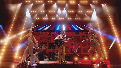 """""""Sunny Afternoon"""", el musical vencedor de los Premios Olivier de teatro en el R. Unido"""