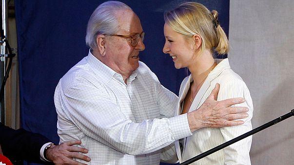 Jean-Marie Le Pen cede ante su hija y retira su candidatura a las regionales
