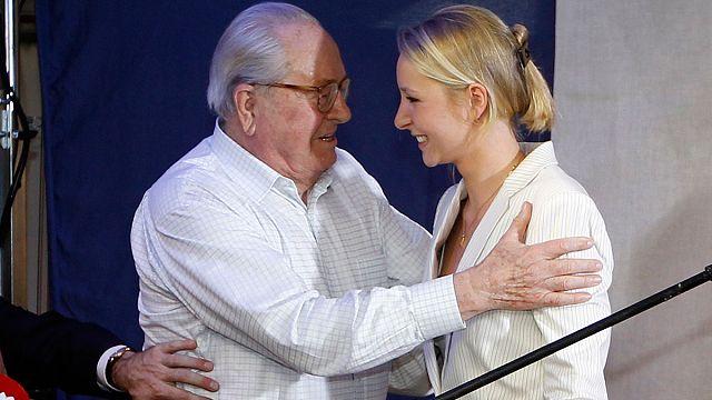 Partisinden ihracı tartışılan Jean-Marie Le Pen aday olmayacak
