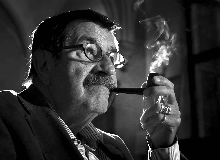Littérature : Günter Grass a cassé sa pipe