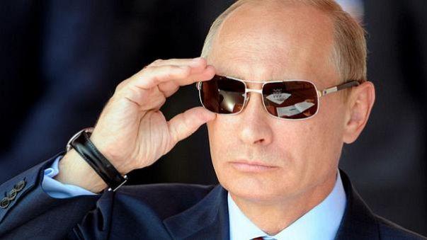 """Rusya'dan """"Putin capslerine"""" yasak"""
