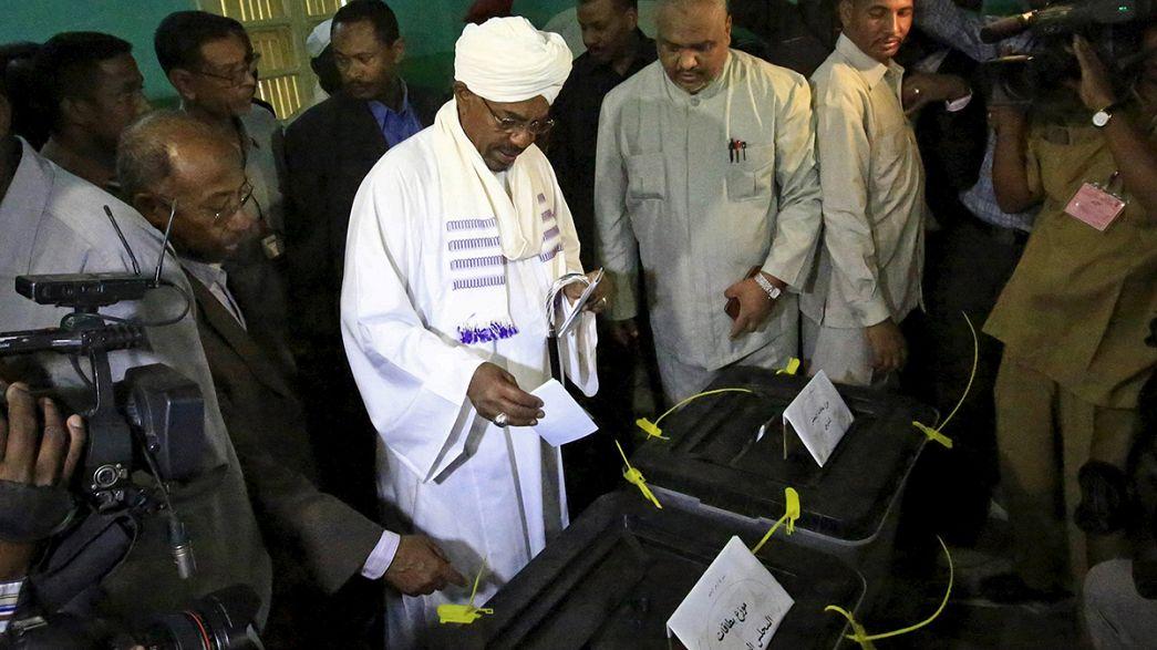 Arrancan las elecciones presidenciales y legislativas en Sudán