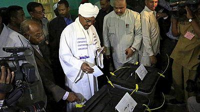 Soudan : présidentielle sans surprise, Béchir assuré d'être réélu et boycott de l'opposition