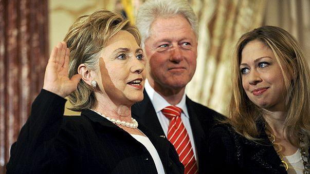هيلاري كلينتون تقطع التكهنات وتسابق نحو البيت الأبيض