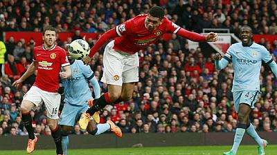 Chelsea continue title march, Man United enjoy derby success as PSG win League Cup