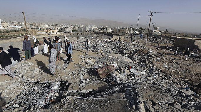 Йемен: из-за постоянных бомбардировок коалиции гуманитарная ситуация становится невыносимой