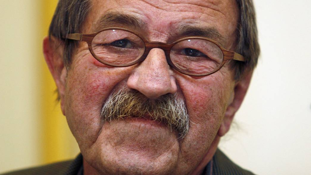 German author Günter Grass, the Nobel Prize-winning writer of The Tin Drum, has died