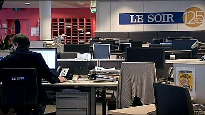 Second cyber attack in days on French media