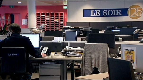 """قرصنة على موقع صحيفة """" ليسوار"""" البلجيكية"""