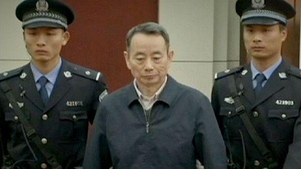 Chine : l'ex-superviseur des groupes d'État jugé pour corruption