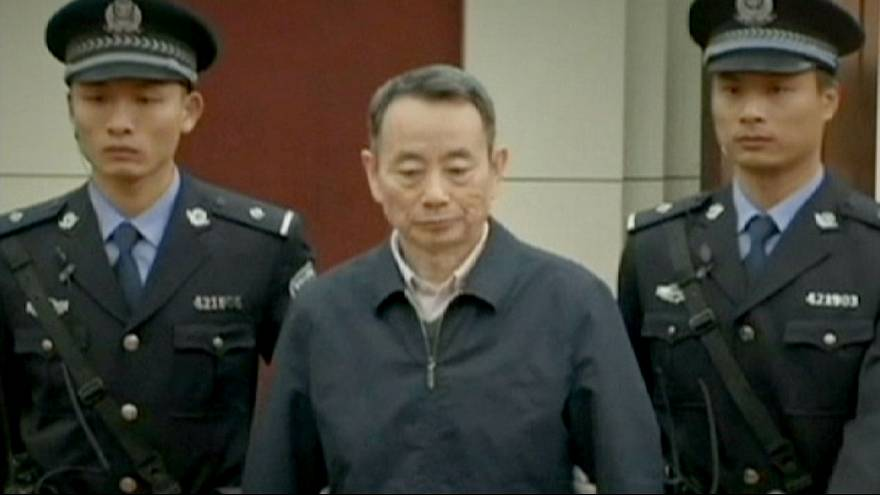 China: Former energy sector leader pleads guilty to corruption