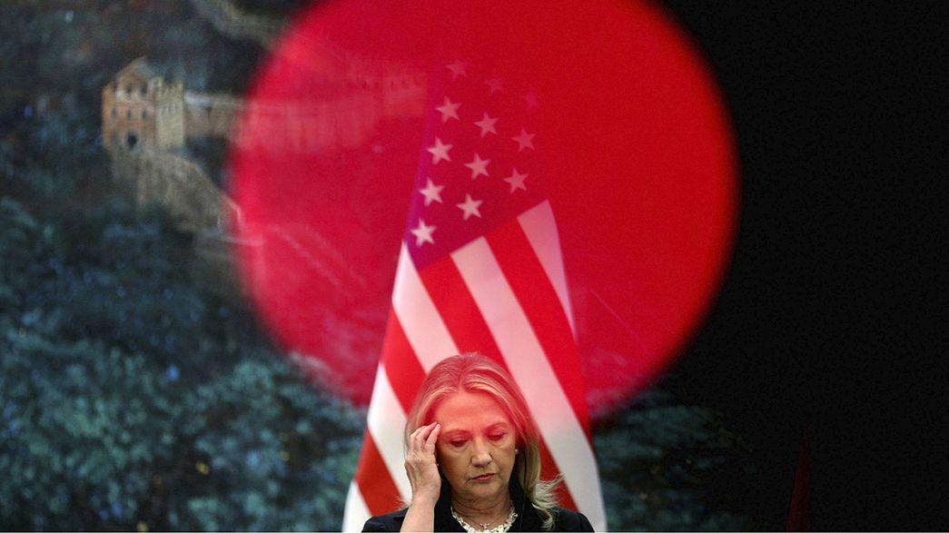 Hillary Clinton et son logo de campagne affolent les internautes