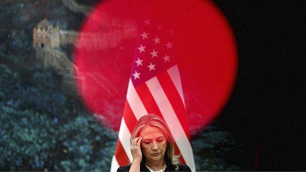 WikiLeaks'ten 'Clinton logomuzu çaldı' iddiası