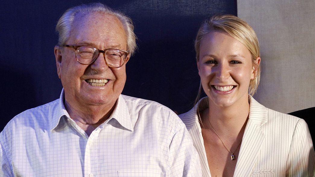 Nach Streit im Familienclan: Le Pen-Enkelin übernimmt Spitzenkandidatur