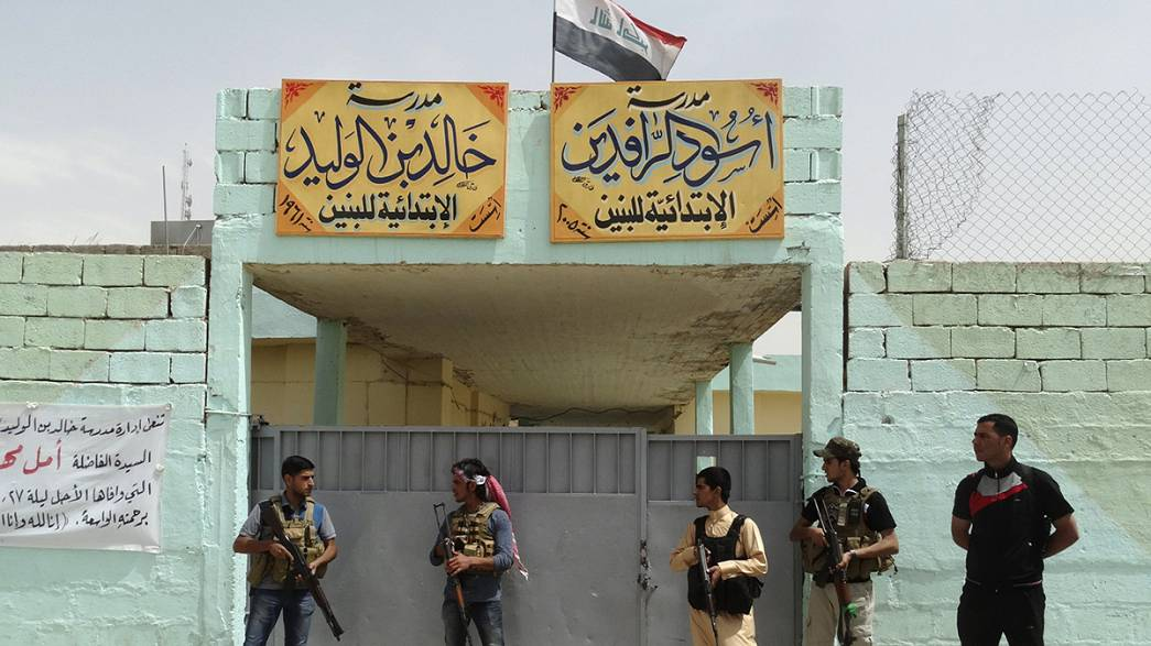 Iraqi army says it's still in control of oil refinery amid sustained attack by ISIL militants