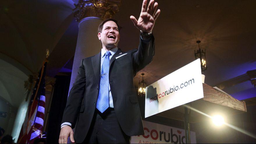 Florida Senator Marco Rubio launches 2016 presidential bid