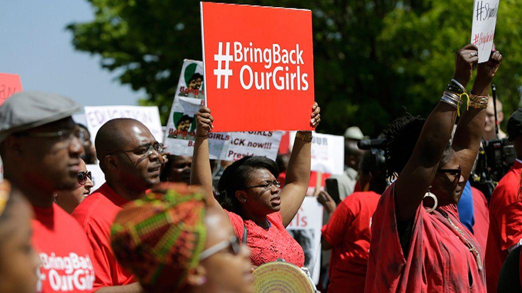 Um ano depois do rapto de centenas de raparigas pelo Boko Haram
