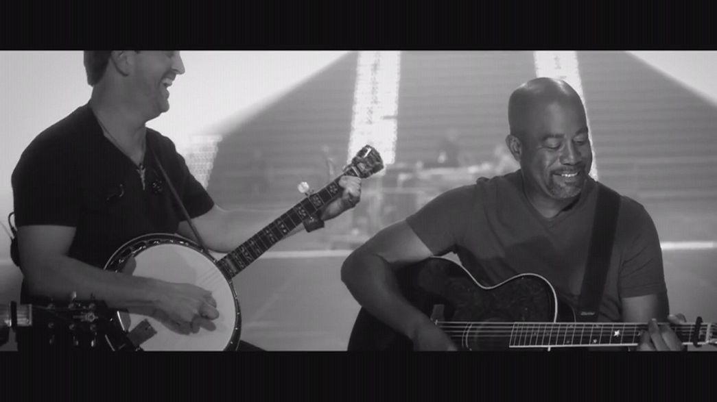 Country müziğin yıldızı Darius Rucker'dan yeni albüm