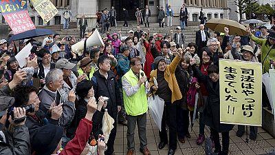 Justiça retarda reabertura de Fukushima