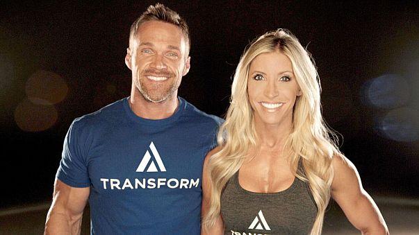 Image: Chris and Heidi Powell