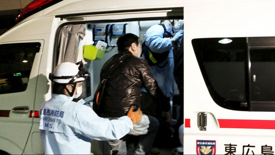 Kicsúszott a kifutópályáról egy landoló gép Japánban