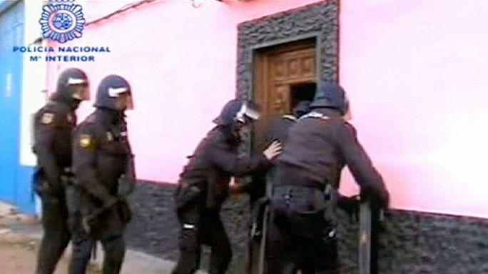 Un réseau d'exploitation sexuelle démantelé en Espagne