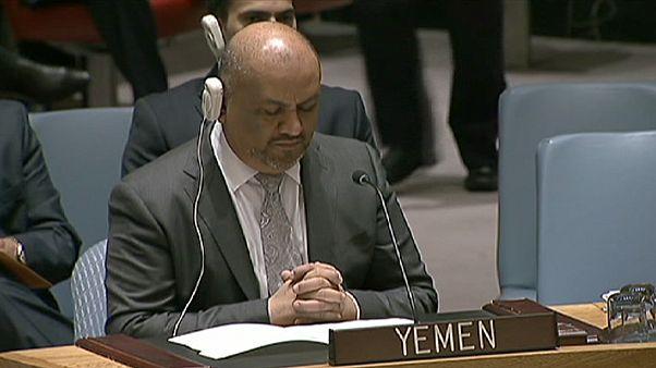 مجلس الامن يتبنى قرارا بحظر توريد الأسلحة الى الحوثيين