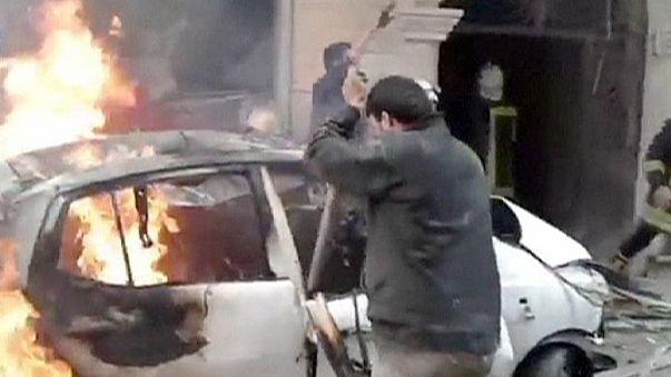 Siria sigue viviendo un infierno cotidiano