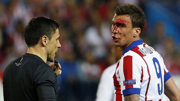 Champions League: la Juve batte il Monaco con un rigore dubbio, 0-0 nel derby di Madrid