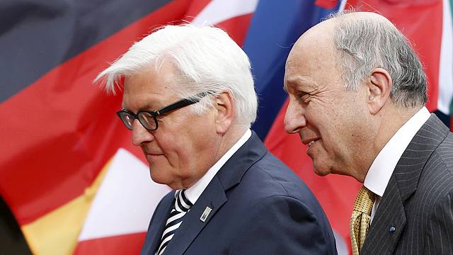 G7 foreign ministers have 'world peace' top of their agenda