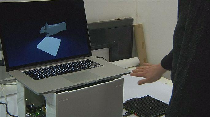 Realidad virtual tocable, lo último en tecnología