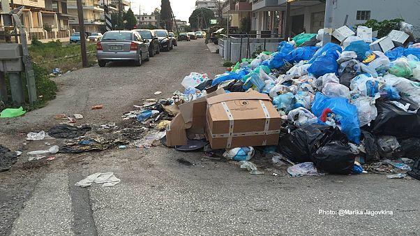 Κίνδυνος για τη δημόσια υγεία από τα σκουπίδια στον Πύργο– Αυξημένα τα κρούσματα γαστρεντερίτιδας!