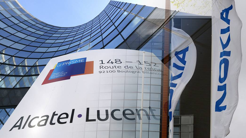 Übernahmepoker: Netzwerk-Ausrüster Nokia bietet für Konkurrenten Alcatel-Lucent