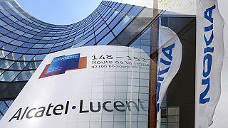 Nokia поглощает Alcatel-Lucent. Цена вопроса - 15,6 млрд евро