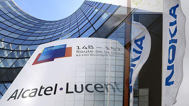 Megveszi a Nokia az Alcatelt