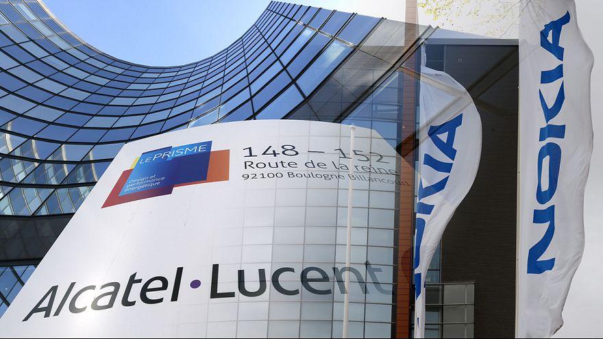 Nokia e Alcatel realizam maior transação da década